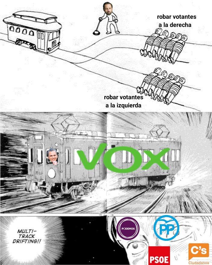 Vox es igualdad