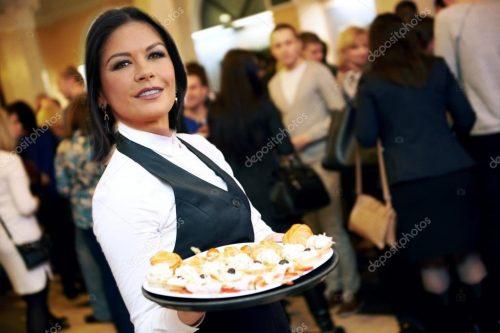 Catering Zeta Jones