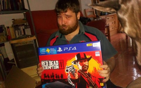 ¡Lel ya ha recibido su PS4!