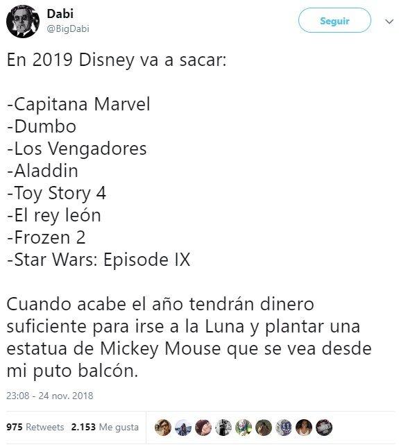 En Disney vuelan las ideas originales