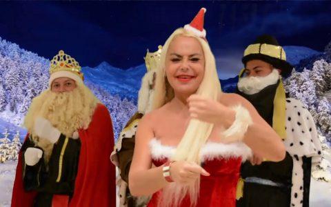 El Polvorrón: La canción navideña de Leticia Sabater