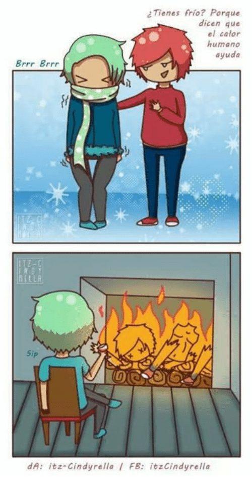 Calor humano