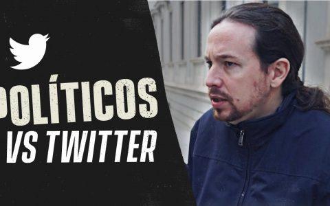 Políticos vs Twitter