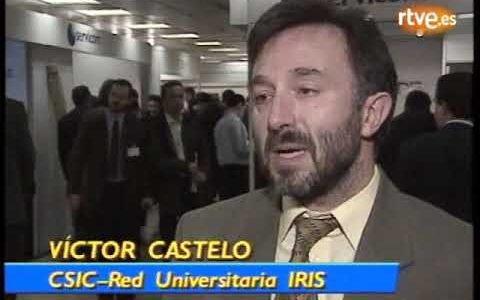Primer congreso de usuarios de Internet en España 1996