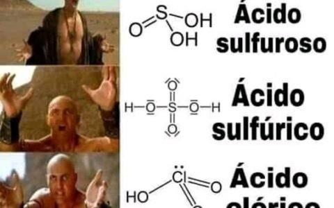 La composición química del sufrimiento