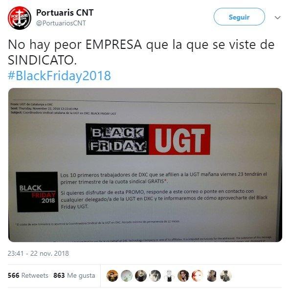 ¿Quién dirige UGT? ¿Felipe González?