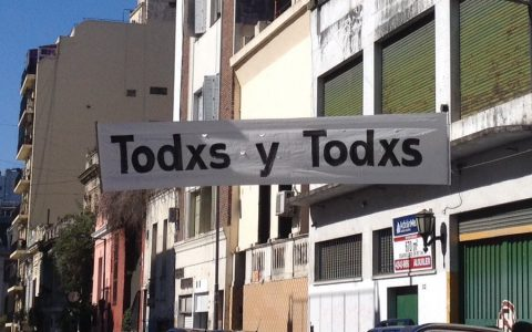 Todxs al sobre