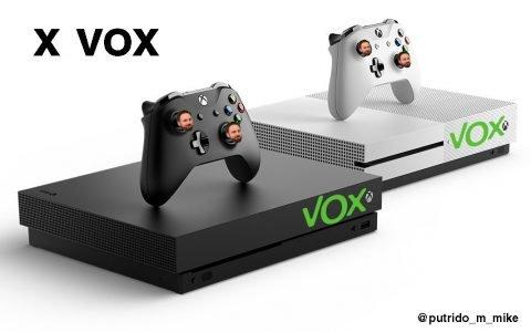 Buen momento para recordar la consola de los que aman España: La X VOX