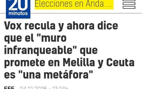 """""""Muro infranqueable"""""""