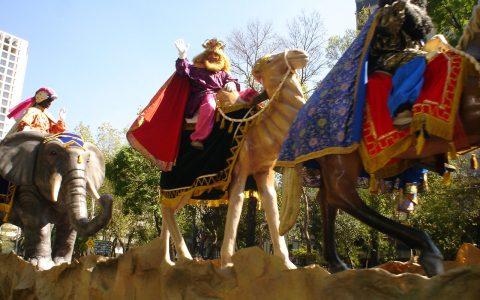 ¡Ya están aquí los Reyes Magos!