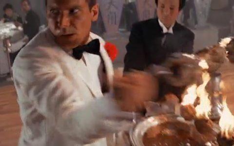 Cuando alguien duda de que 'Indiana Jones y el Templo Maldito' es la mejor de la saga es que no se acuerda de esto.