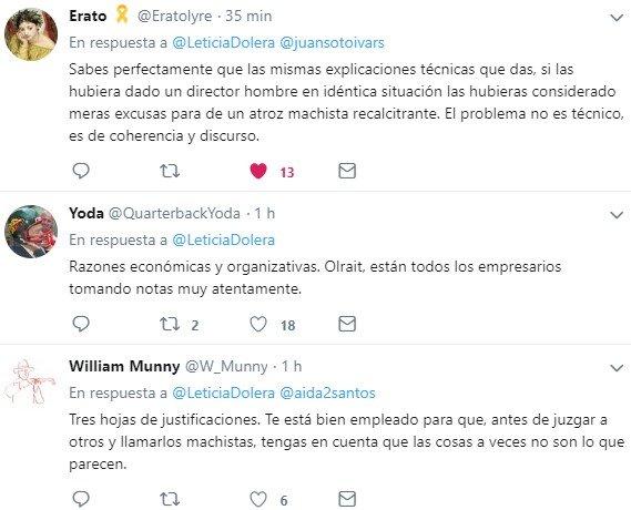 check out c25da 8ce9d La entrada Leticia Dolera  Feminista del año 2018 se publicó primero en  FinoFilipino.