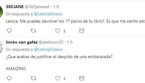 Leticia Dolera: Feminista del año 2018