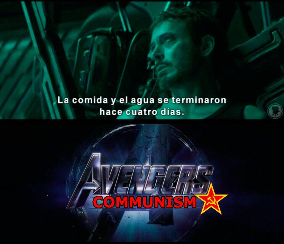 Avengers: Infinite Hunger