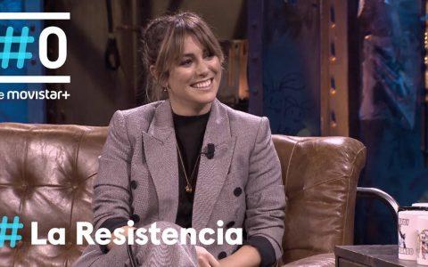 Blanca Suárez en La Resistencia