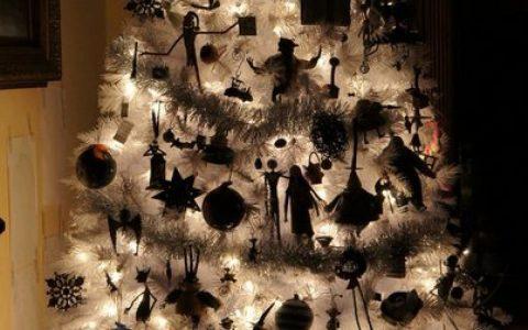 El árbol de Navidad de Tim Burton