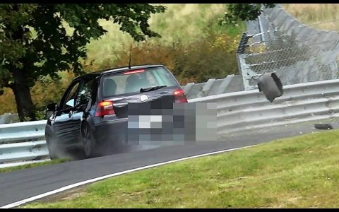 Crash & Fail: Recopilatorio de Noviembre en Nürburgring