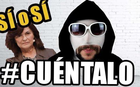 #CUÉNTALO... Pero contadlo todos