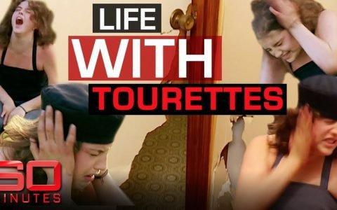Esta mujer convive con el peor grado de Síndrome de Tourette