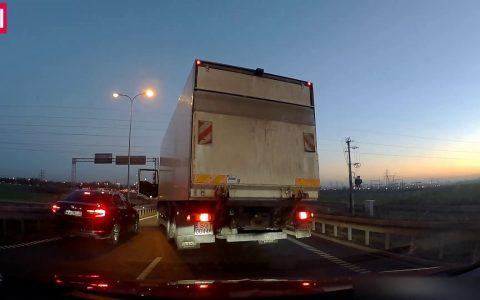 Hay algo que en la carretera impone aún más que un camión