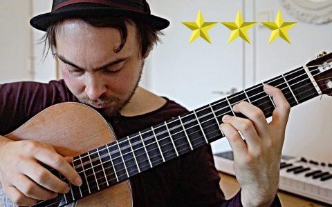 Los 10 niveles de la guitarra en el Jazz