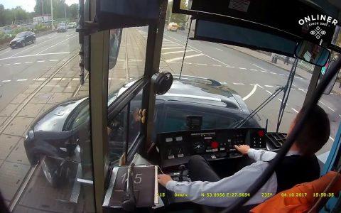 Los conductores de tranvía están hechos de otra pasta
