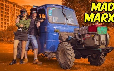 MAD MARX: el tractor chino del apocalipsis
