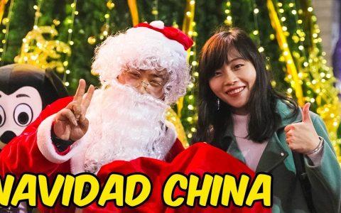 Navidad China: ¿Se puede celebrar allí?