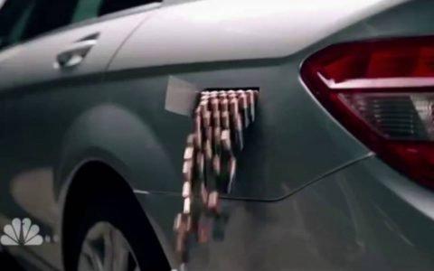 Nuevo Mercedes Clase AA