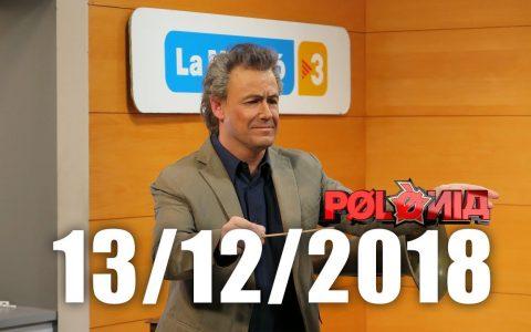 Polònia (TV3) y su sketch crítico contra Quim Torra