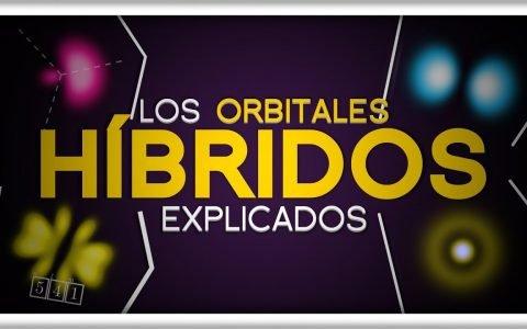 ¿Por qué todos los orbitales son híbridos?