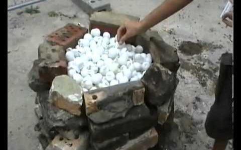 ¿Sabías que las bolas de ping pong son EXTREMADAMENTE inflamables?