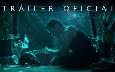 El esperado trailer de Vengadores 4
