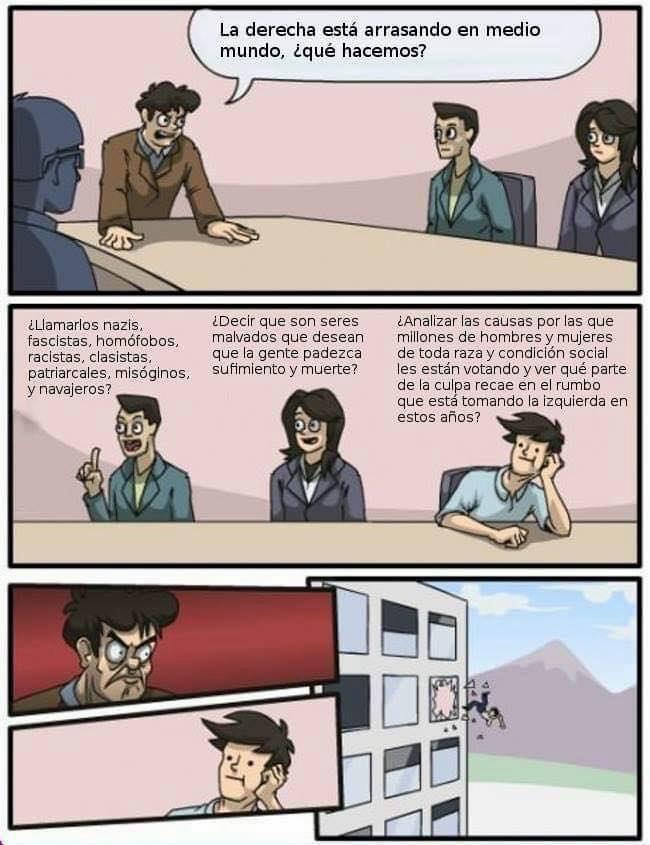 Meanwhile, in Podemos+IU Headquarters