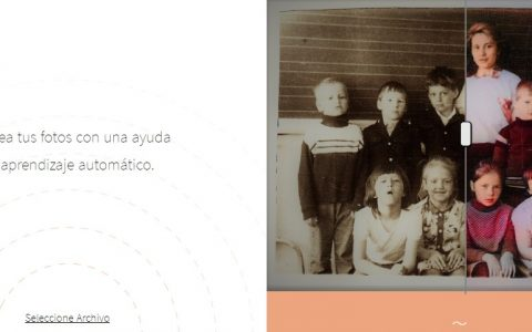 Colirize: La web que coge tus fotos en blanco y negro, las colorea, y te las envía por e-mail