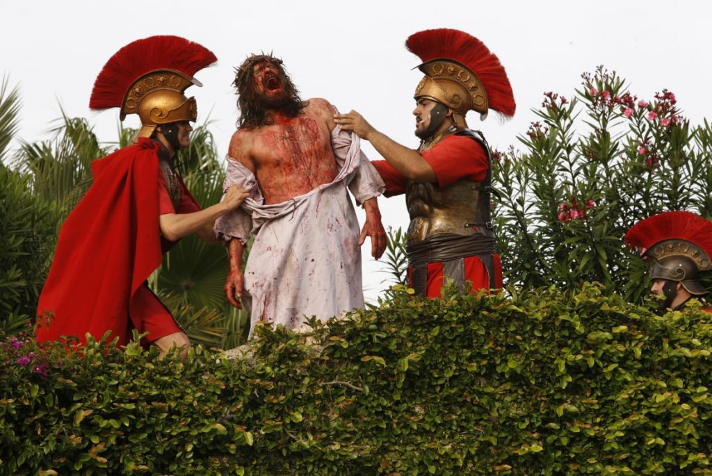 HOLYLAND: Inauguran en Florida un parque de atracciones cristiano basado en la Biblia