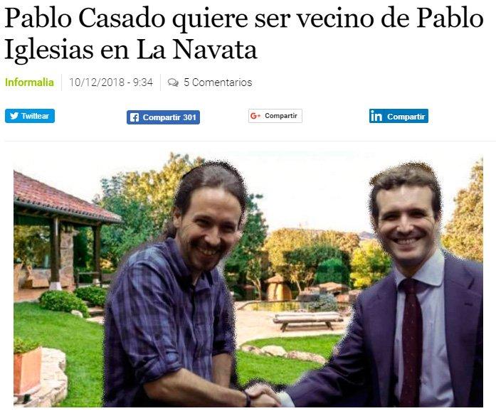 Bienvenidos a Navacasta, reino de los Pablos