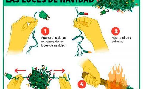 Un tutorial necesario para esta Navidad