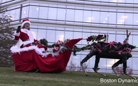 Ya es Navidad en Skynet