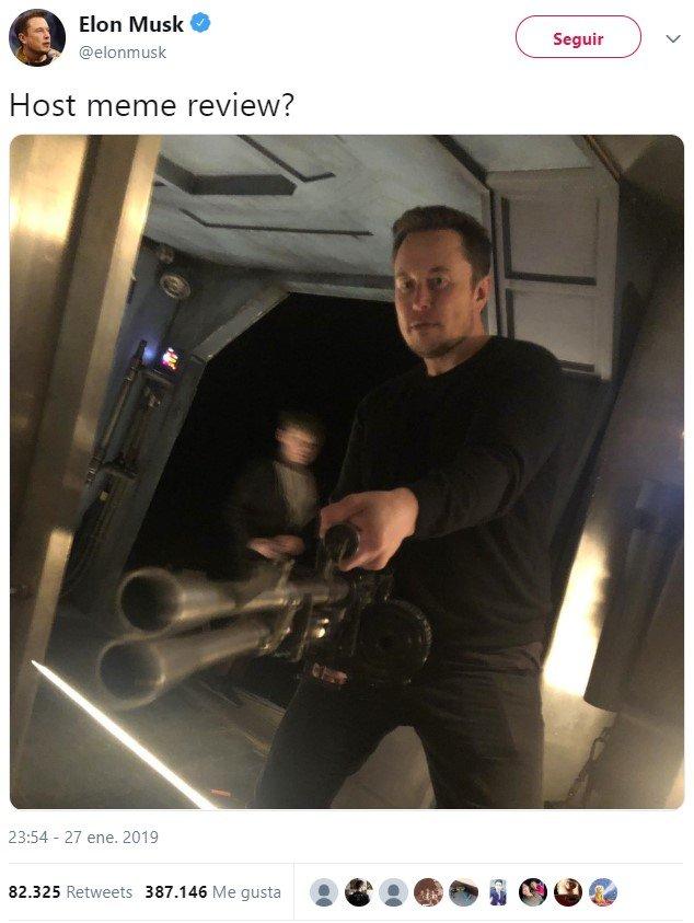 Ya está, Elon Musk no se puede parecer más a la predicción de Los Simpson
