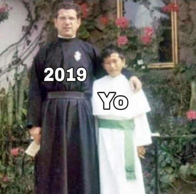 """""""2019 va a ser mi año..."""""""