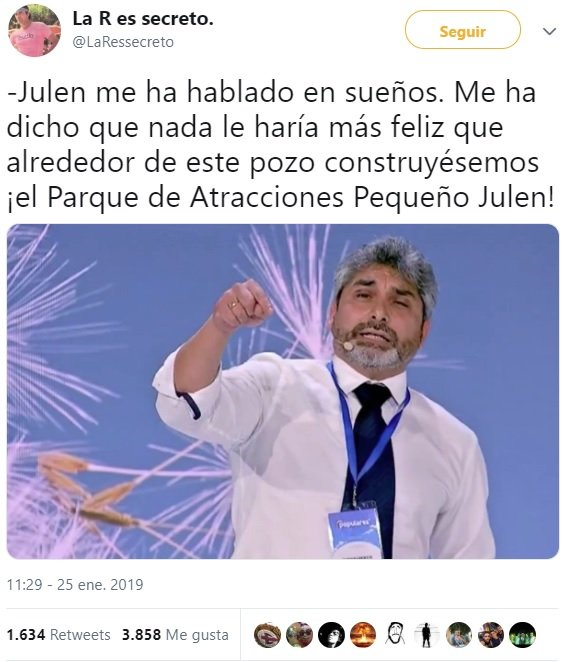 Juan José Cortés is a hero