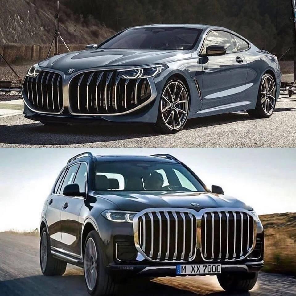Fotos espía de los próximos restyling de BMW