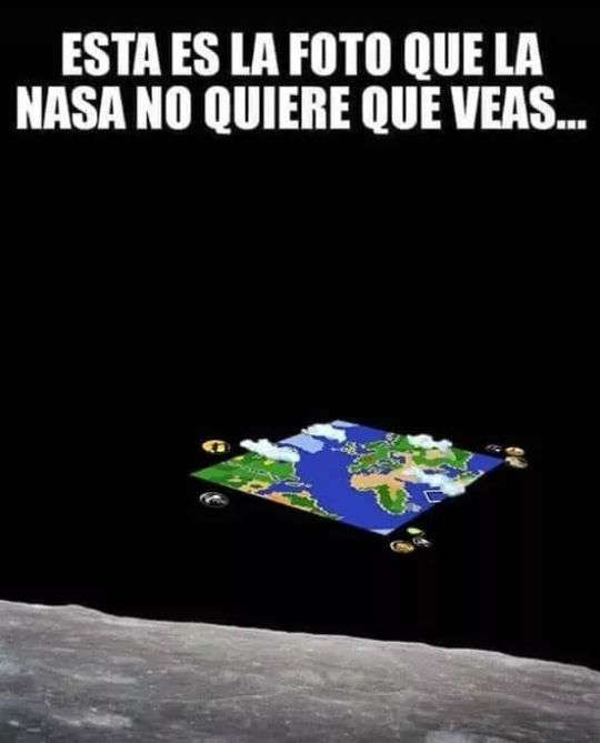 Jaque mate NASA