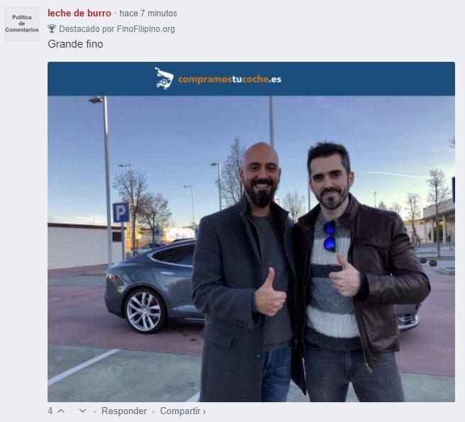 Hoy le he puesto los cibercuernos a Igoroink con otro calvo ilustre: Saúl López