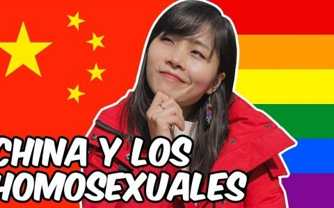 China y los homosexuales