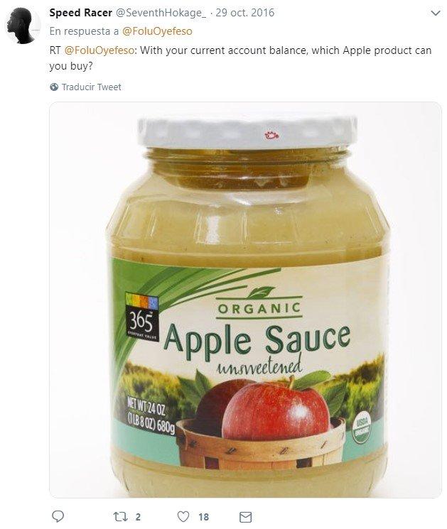 ¿Qué producto Apple podrías comprarte con el dinero que tienes ahora mismo en la cuenta bancaria?