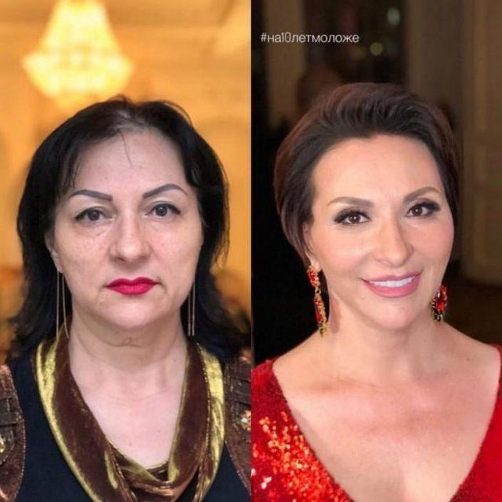 Emosido engañado maquillaje edition