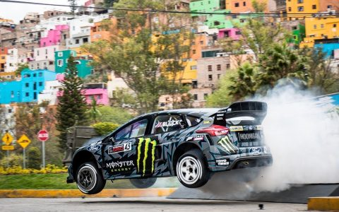 Ken Block's GYMKHANA TEN: Extended Cut; MEXICO