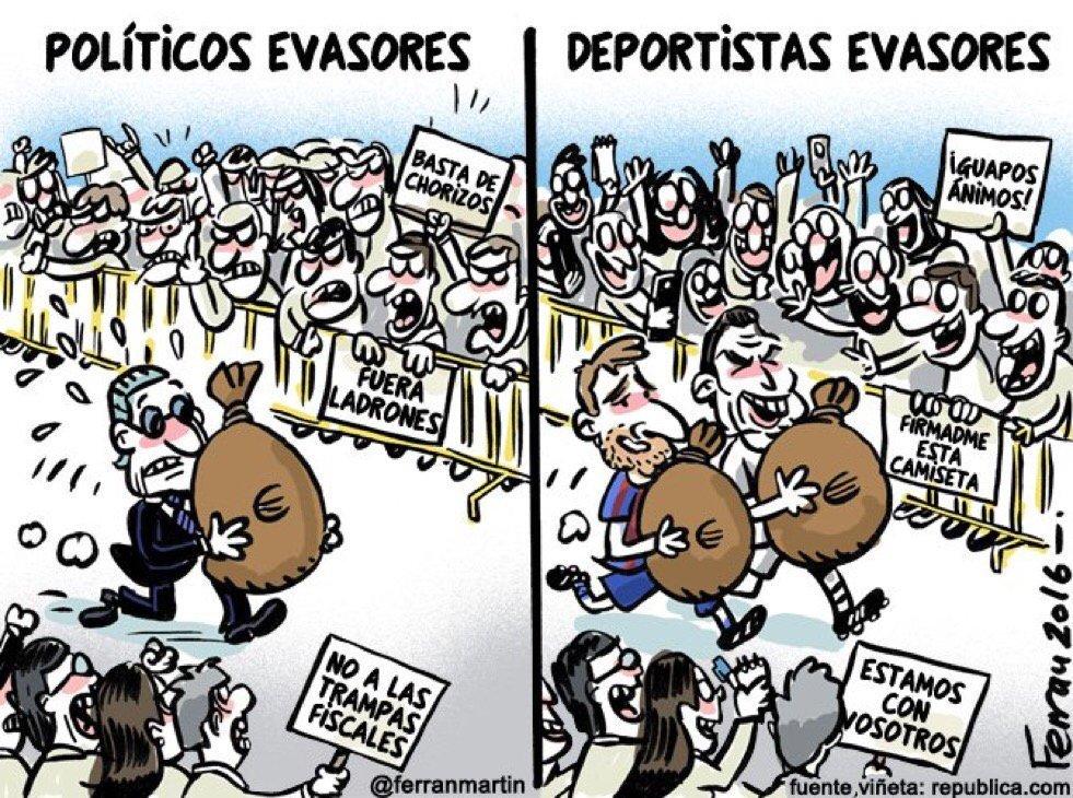 Malditos inmigrantes que nos roban el dinero...